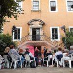 Mittelsächsischer Kultursommer, Schloss Bieberstein, Juli 2021
